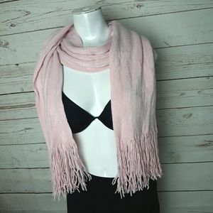 Marks & Spencer NWOT Very Soft Pale Pink Scarf